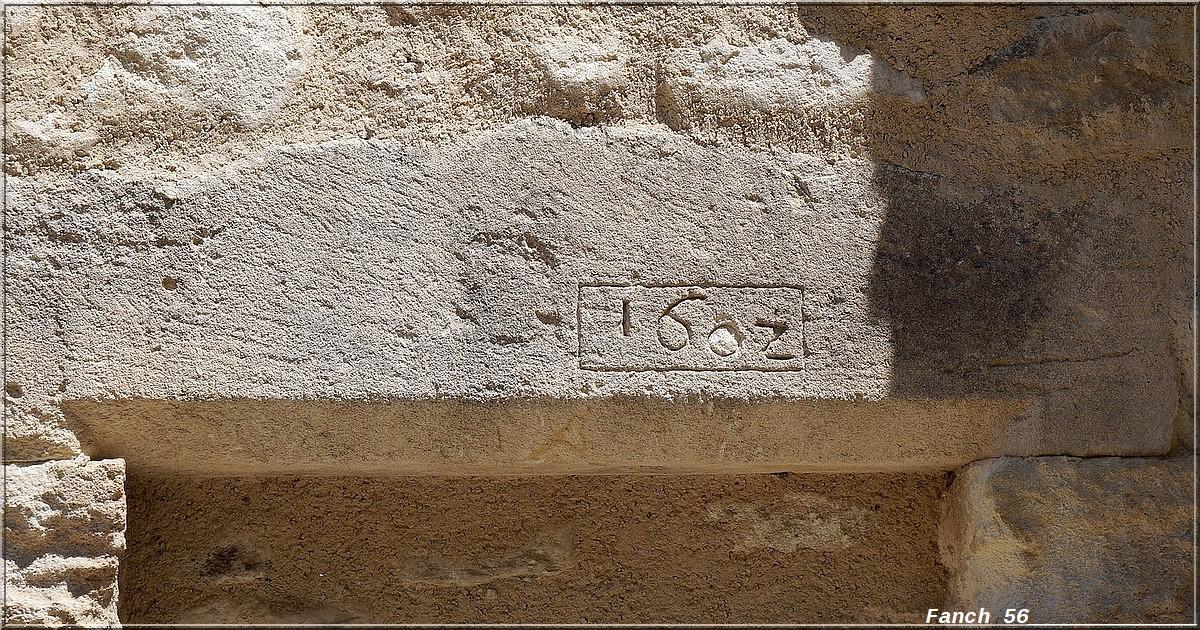Fil ouvert-  Dates sur façades. Année 1602 par Fanch 56, dépassée par 1399 - 1400 de Jocelyn - Page 2 946572Date1602llacoste84