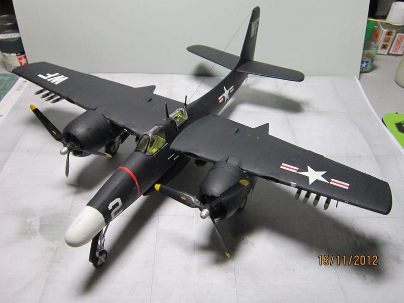 F-7F 3N Tigercat 1/48 de Italeri (ajout de photos avec le soleil) 946950IMG0750800x600
