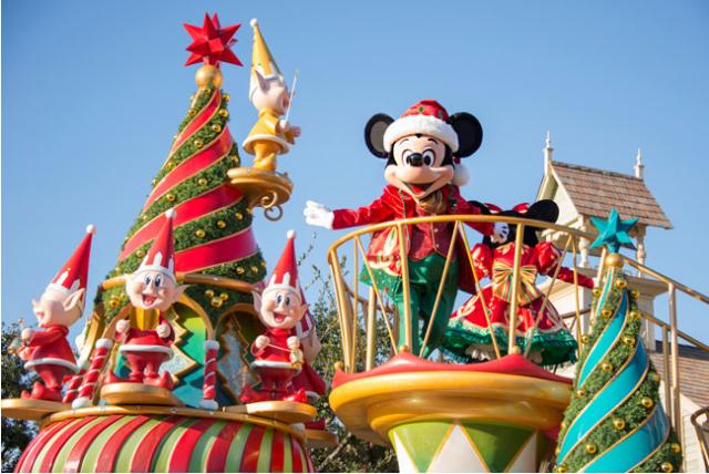 [Tokyo Disney Resort] Programme complet du divertissement à Tokyo Disneyland et Tokyo DisneySea du 15 avril 2018 au 25 mars 2019. 947371no1