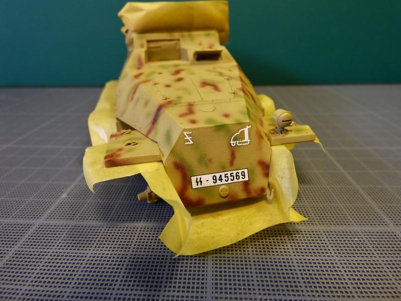sdkfz - SdkFz 251 / 9  Tamiya / AFV 947617P1060620Copier