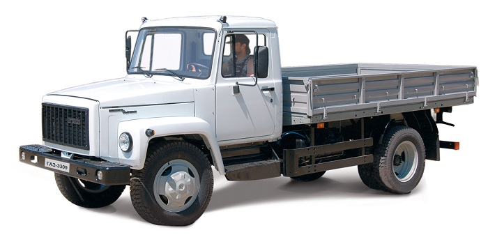 Usine automobile de Valdrak 947890438314GAZ3309