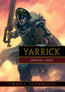 Programme des publications The Black Library 2014 - UK 947958YarrickImperialCreed
