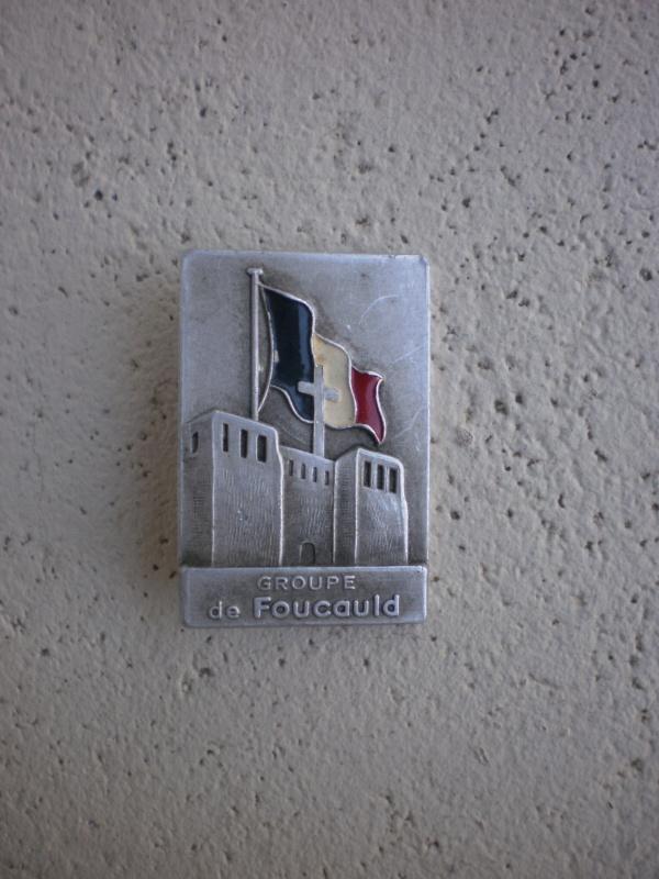 groupe - Insigne De Foucauld Groupe 6 Groupement 3 948266P4041807