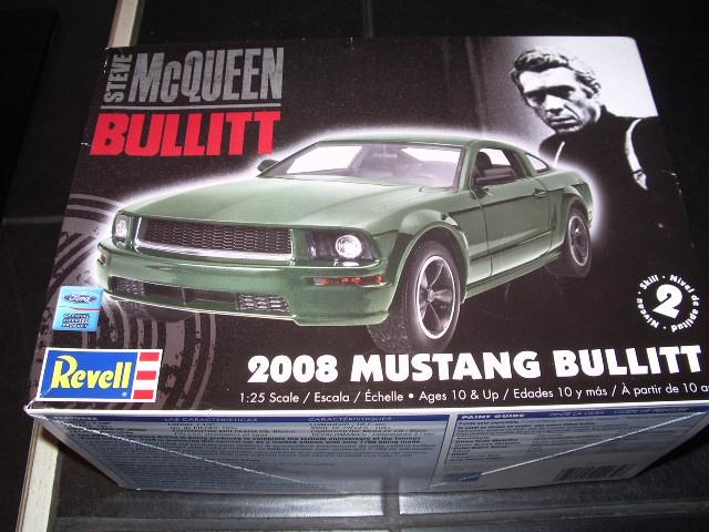 ford mustang BULLITT 2008  948490IMGP9015