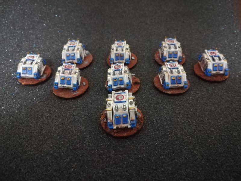 [Nokturn] World Eaters 30k et autres projets. - Page 3 948503rhinos