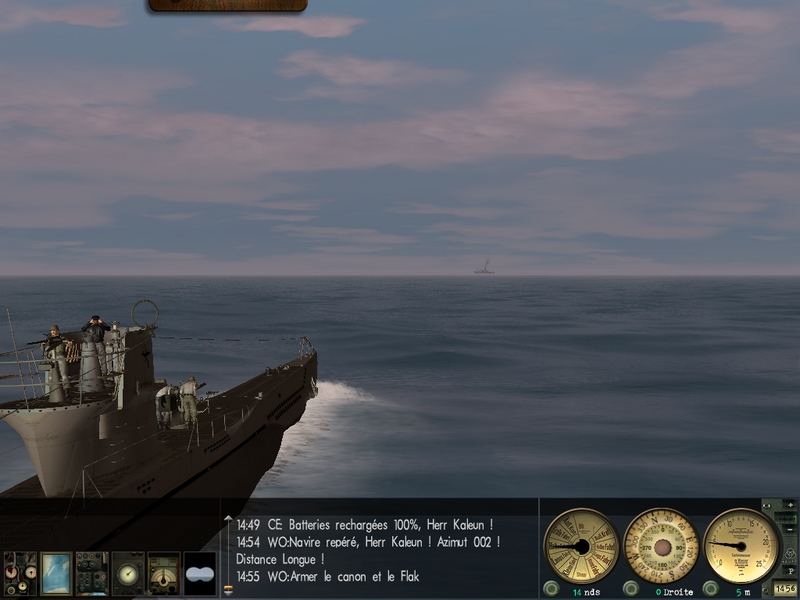 Silent Hunter III : rapports de patrouille. 948617Patr5