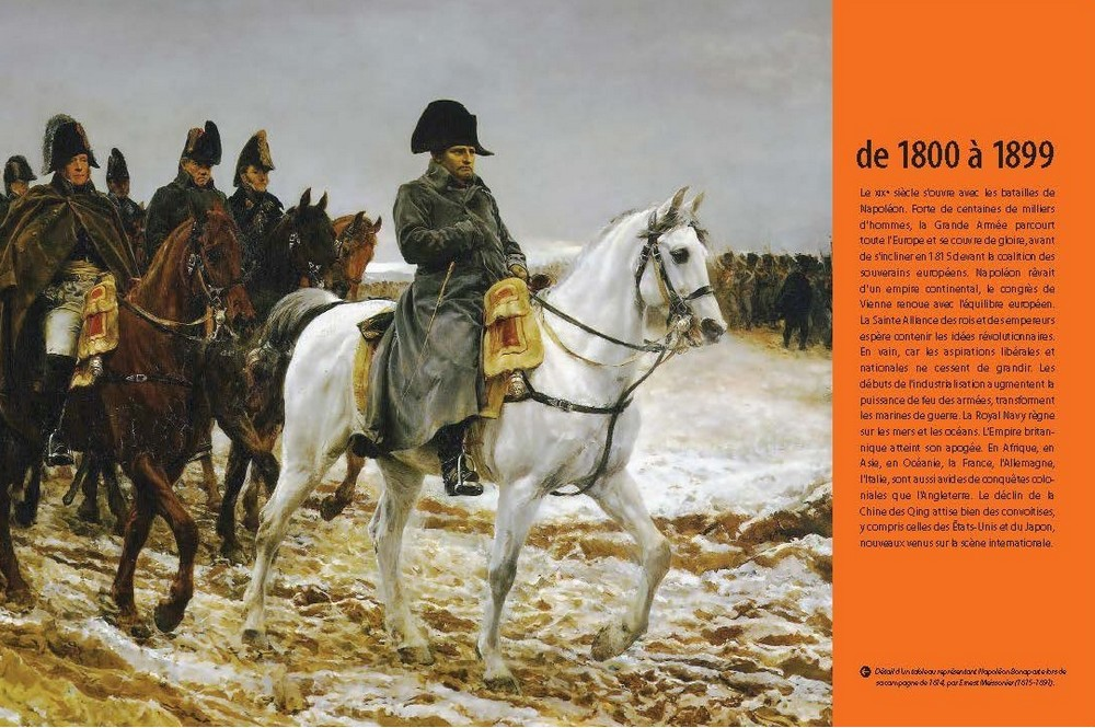 [Livre] Les 1001 batailles qui ont changé le cours de l'histoire 9491521001batailles4