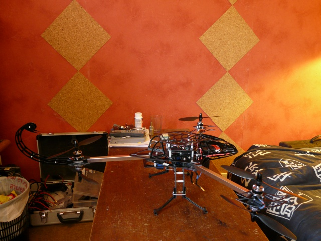 LE Scorpion Y6 Multirotors 949232P1040835
