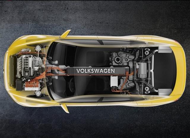 Salon de Genève 2015 : première mondiales du sport Coupé Concept GTE  949401VolkswagenSportsCoupeconceptGeneve1