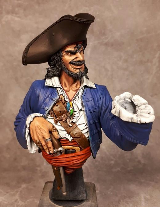 Buste de Pirate - FINI !!!!!! 950766bustePirate10