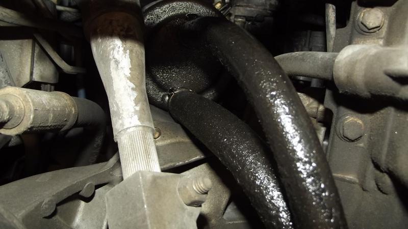 [BMW E36] Défaut d'étanchéité du vase de direction assistée 95118912DuritessortierservoirATF