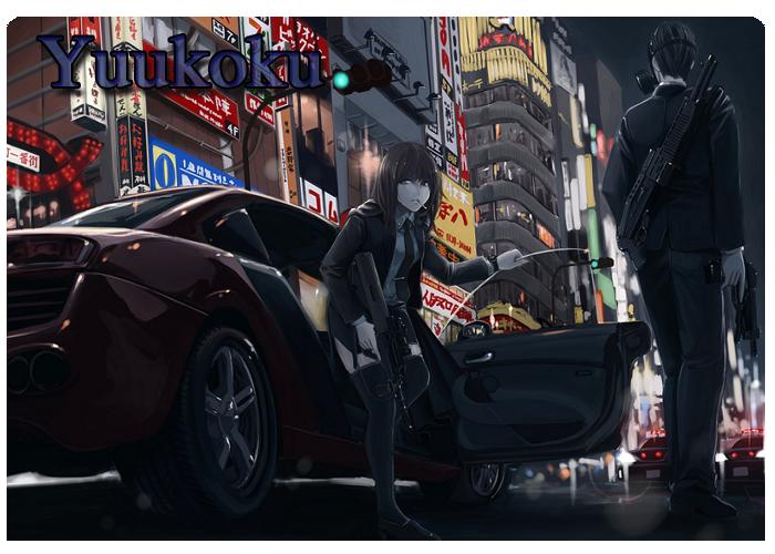 Yuukoku, la ville aux deux visages...