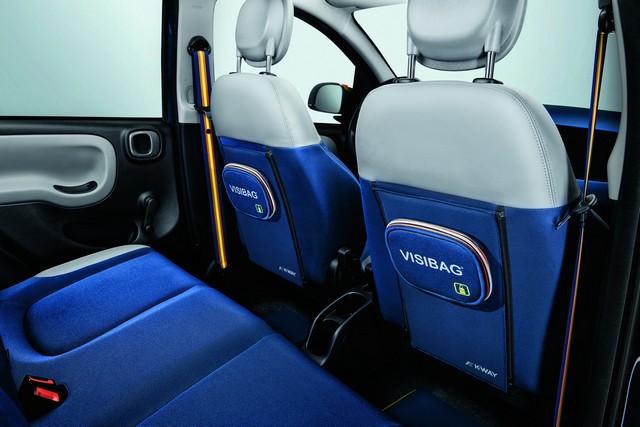 Commercialisation de la nouvelle Fiat Panda K-Way® 951500FiatPandaKWay39