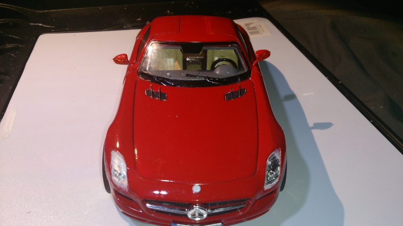 Voiture Mercedes-Benz SLS AMG  951612DSC0065