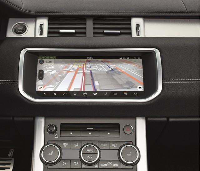 Range Rover Cabriolet, Un SUV Pour Toutes Les Saisons 951627RREVQConvertibleInterior09111510