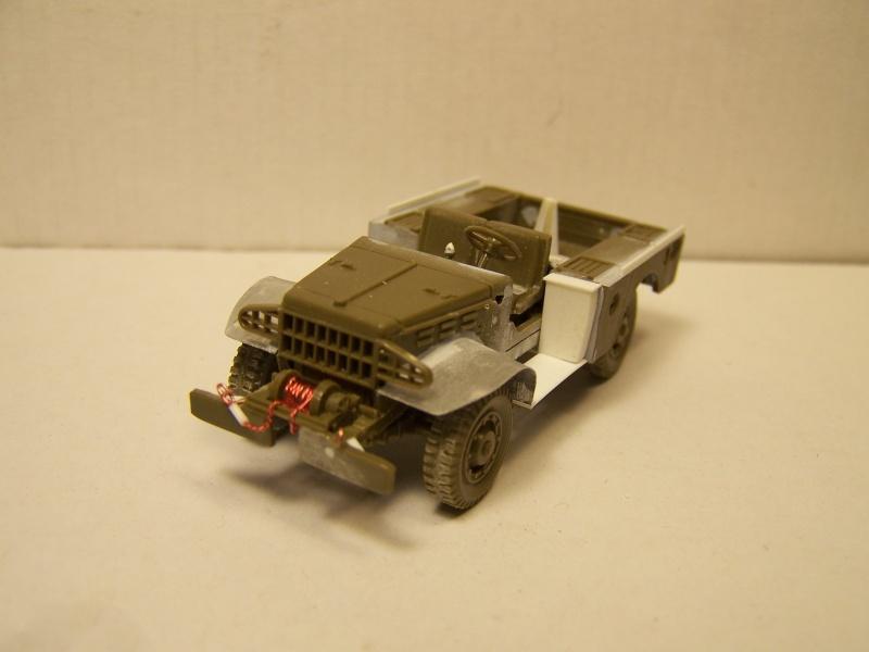 Dodge M6 anti tank Tunisie 1943 (montage terminé) 9518741005331