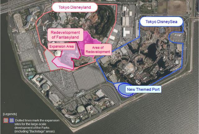 [Tokyo Disney Resort] Plan d'investissement incluant New Fantasyland et nouveau port à Tokyo DisneySea (2014-2024)  - Page 2 952488zzzzzz