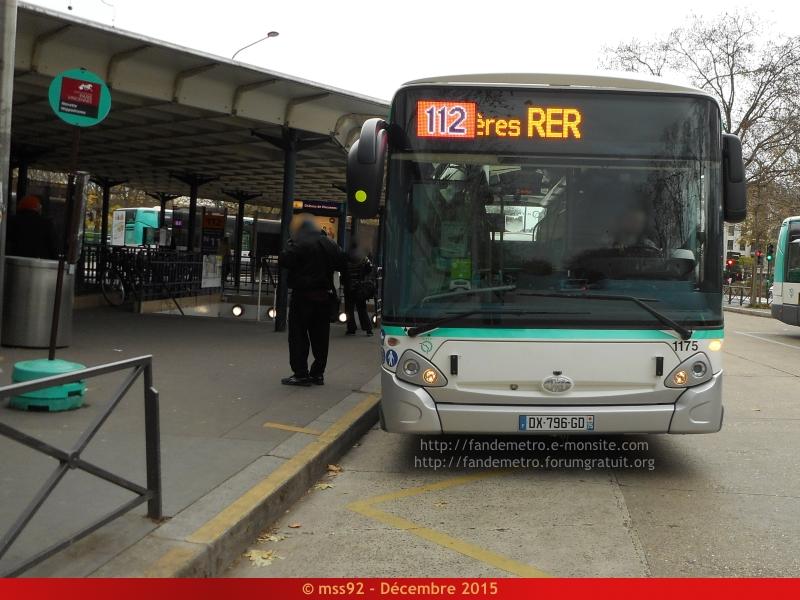 [RATP] GX 337 : Électrique, Hybride et GNV - Page 2 952599RSCN1358
