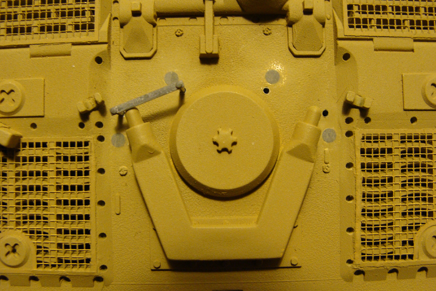 Tigre I - Tamiya ref 35156 - 1/35 - Page 2 952643DSC05035