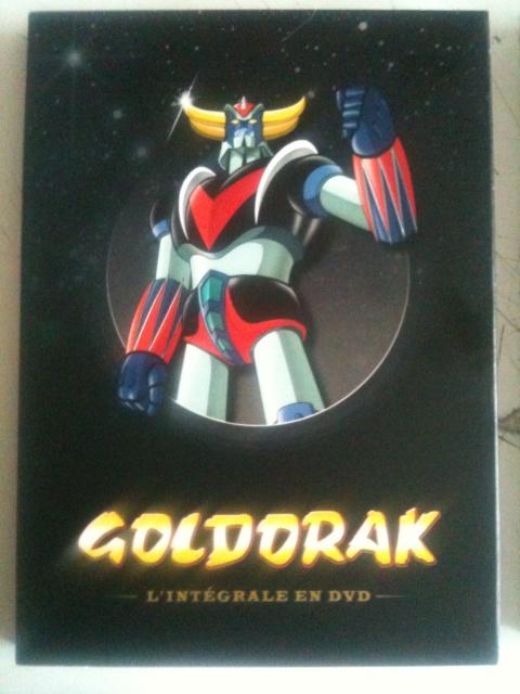 Collection Goldorak DVD. 952721IMG2958