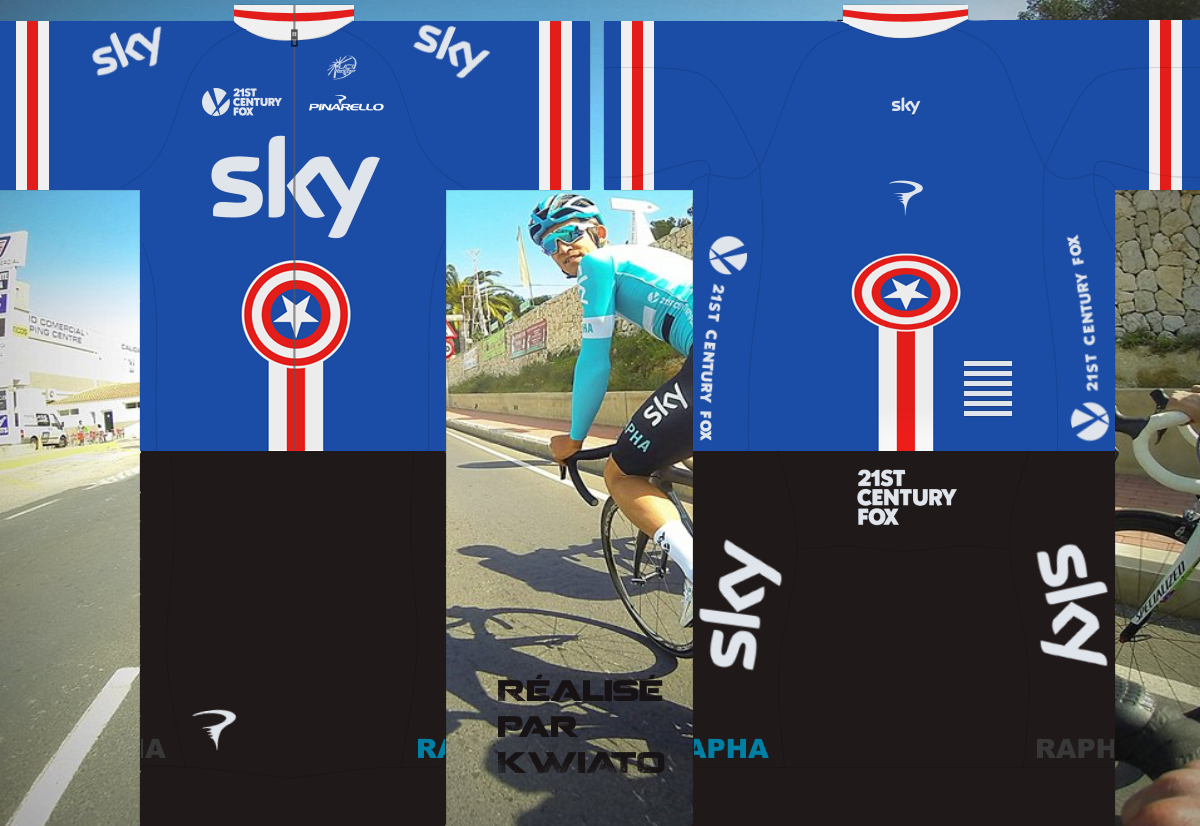 SKY Pro Cycling 952859skymaillotusa