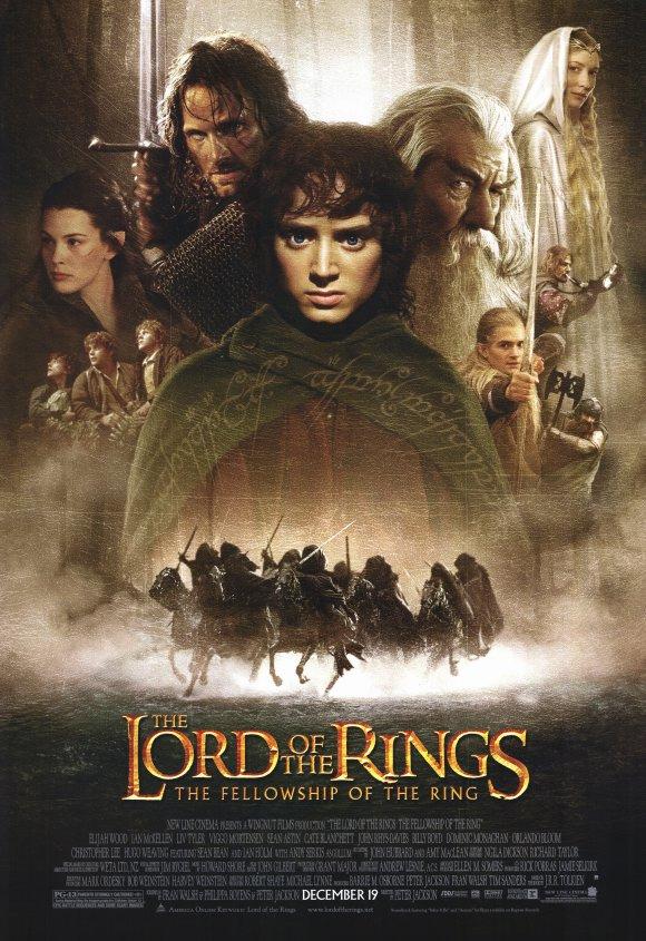 Le Seigneur des Anneaux / The Hobbit #3 953279Posters01