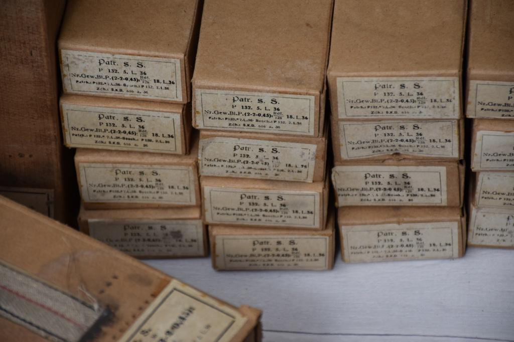 boites carton pour 20 boites Mauser 954381DSC0857