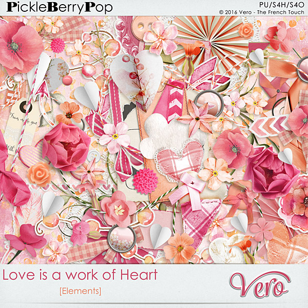 Véro - MAJ 02/03/17 - Spring has sprung ...  - $1 per pack  - Page 10 955255Veroloveisaworkofheartelpv