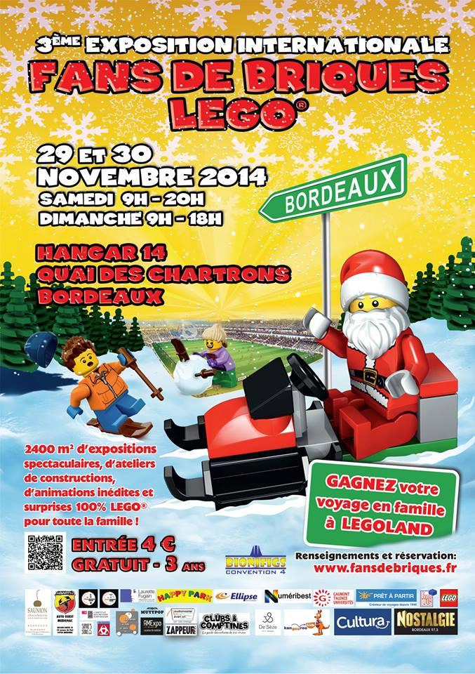 [Expo] BIONIFIGS Convention 4 : Les Bionicle 2015 à Bordeaux fin novembre 955467AfficheFansdebriques2014