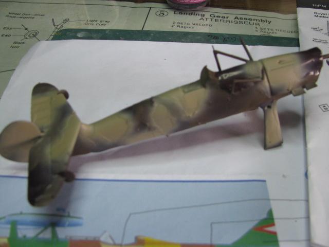 FW-56 Stösser 1/48 Historic Plastic Models ...terminé! - Page 2 955711IMG2639