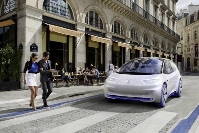 La première mondiale de l'I.D. lance le compte à rebours vers une nouvelle ère Volkswagen  955841volkswagenidconceptdesign0005