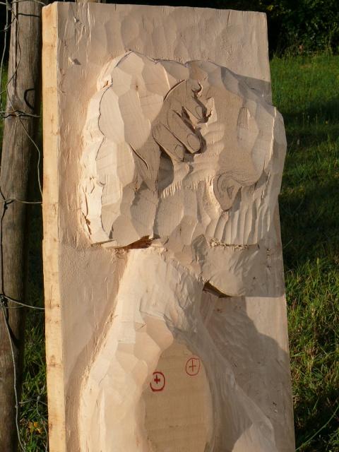 JJ - bas relief d'un nu (2013) 956487063