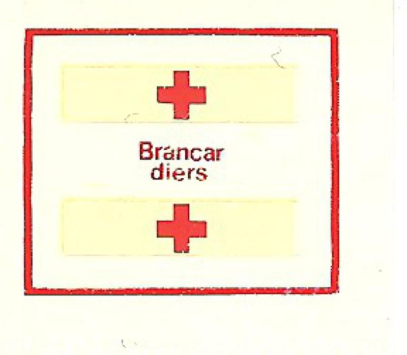 Groupe de Combat Français (Réf.134) Groupe Brancardiers 1/35 956650Heller134GCFBrancardiers135004