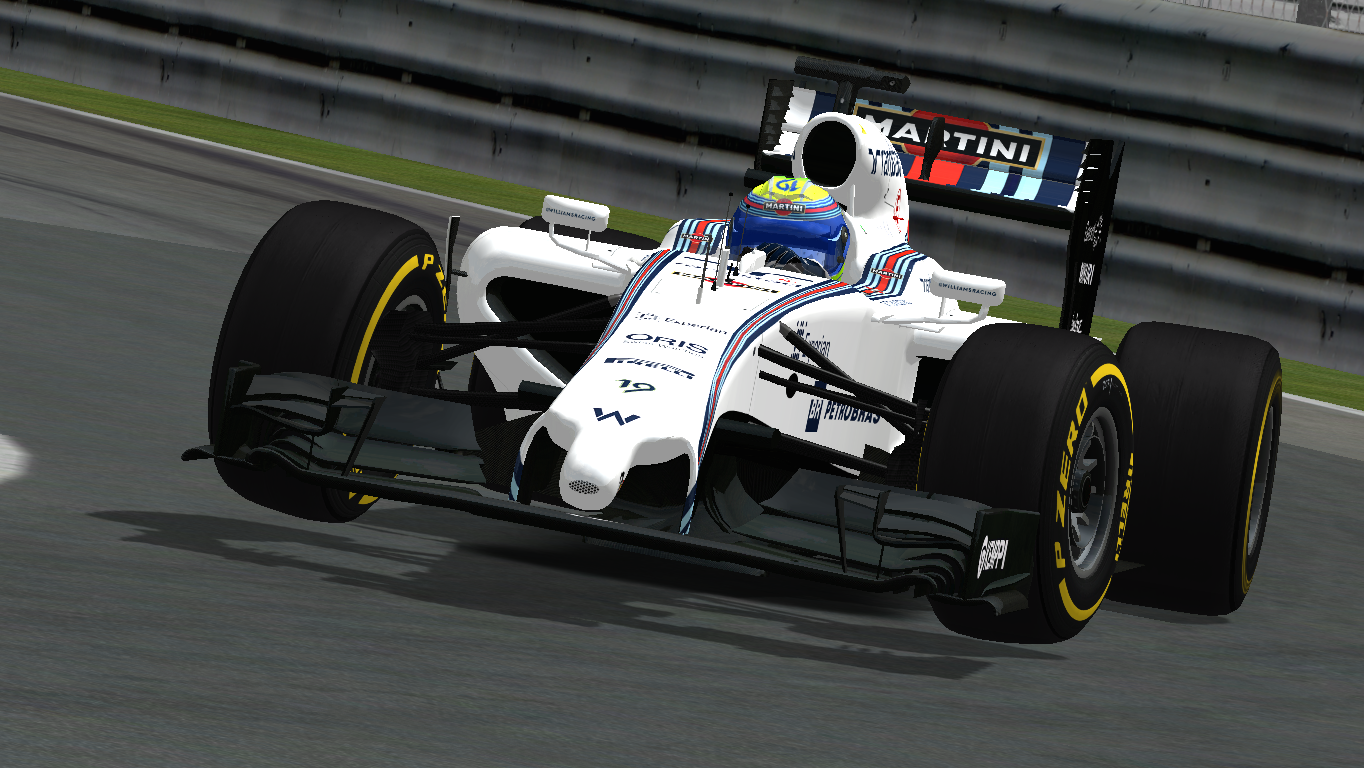 [LOCKED] F1 2014 by Patrick34 v0.91 956841rFactor2014060521590034