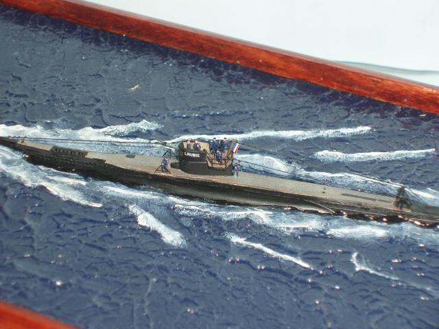 [Heller] sous-marin Laubie.  956901dio053