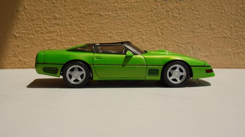 Corvette Callaway speedster Monogram. 957142SAM7884