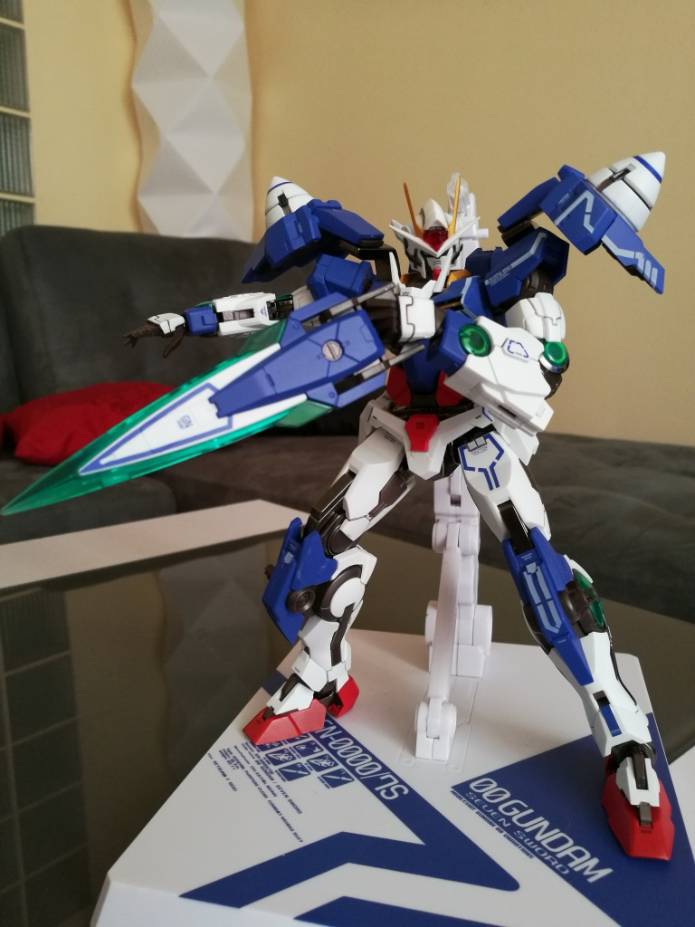 [REVIEW] Gundam 00 Seven Sword Metal Build MC Club..entre larmes,decadence et F5. 957378IMG20161030144059