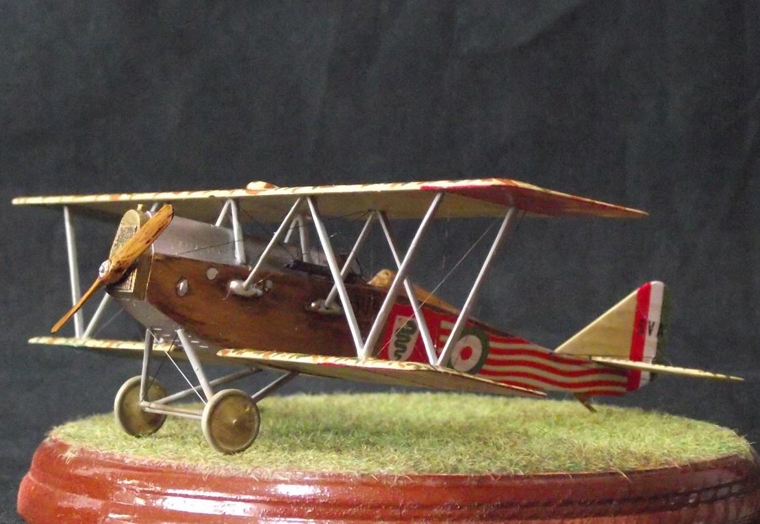 Ansaldo SVA 5 1/72 FLY models 957386247A
