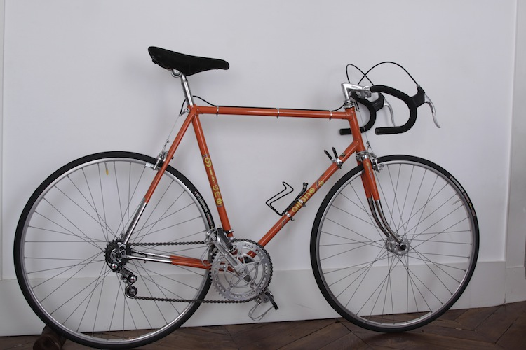 GITANE orange Champion du Monde 1974 957817MG9321
