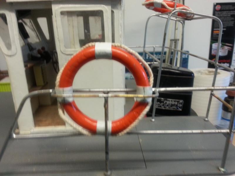 TUGDUAL Barge Ostreïcole sur plan RC Marine au 1/10 ° - Page 22 95782920160127173659