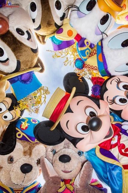 [Hong - Kong Disneyland] Festivités des 10 ans 958234w32