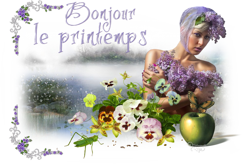 Bon Mardi 95942720140320bonjourleprintemps