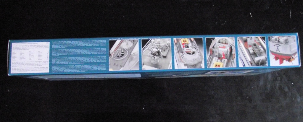 Schnellboat S100 Revell au 1x72 Limited Edition 959727SchnellboatS1003