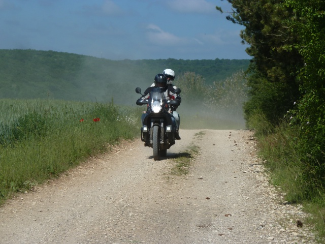 KTM Adventure Day's 2014 en BOURGOGNE : C.R. et images 960794P1360917