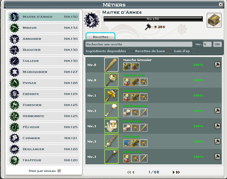 Connexion lost, you have been disconnected ! 961085Metierwakfu