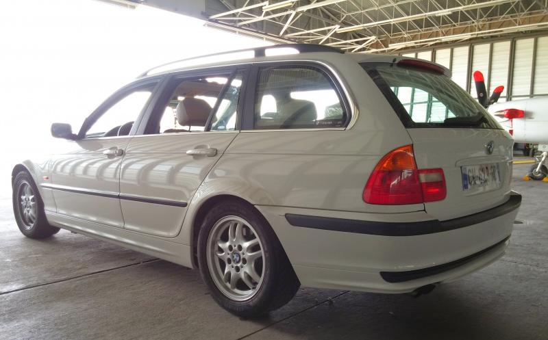 Ma nouvelle acquisition une BMW 320iA Touring - Page 2 962211201408031123222