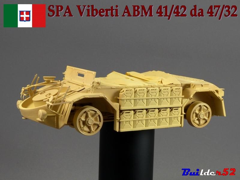 ABM 41/42  AT 47/32 - Italeri 1/35 962390P1030231