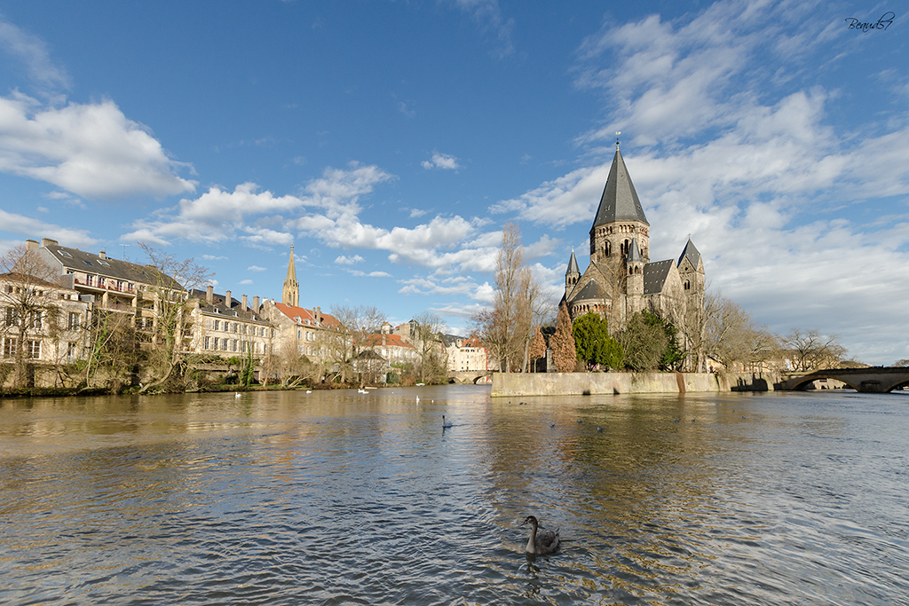 Le temple neuf  de Metz 962486temple
