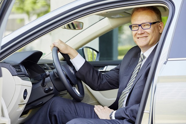 Imelda Labbé va prendre la direction du département Après-Vente du Groupe Volkswagen au niveau mondial  963305hdfrankjurgens
