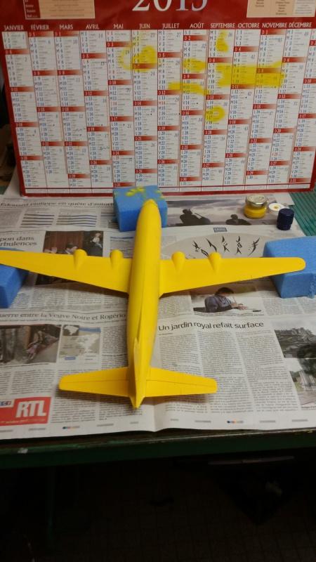 DOUGLAS DC-6B SECURITE CIVILE maquette HELLER au 1/72° - Page 2 96339320171210154459